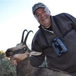 Larry Pampel 8 1/2 inch chamois